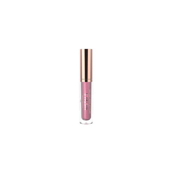 Golden Rose Metaliczny Błyszczyk do Ust - 01 Pink Rose