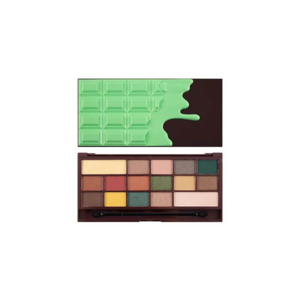 Makeup Revolution Paleta I Heart Chocolate - Mint