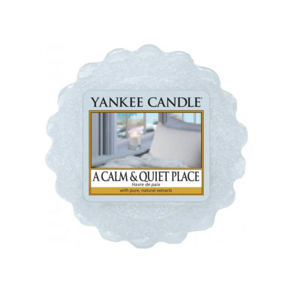 Yankee Candle A Calm & Quiet Place - Wosk