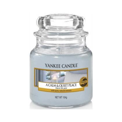 Yankee Candle A Calm & Quiet Place - Świeca Mała