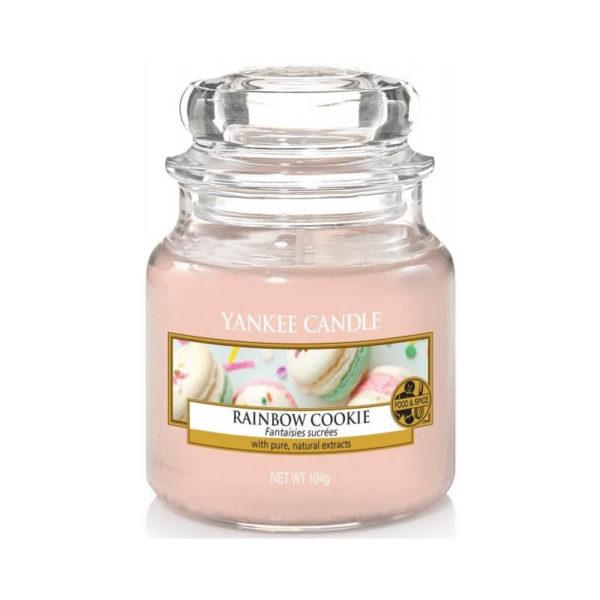Yankee Candle Rainbow Cookie - Świeca Mała