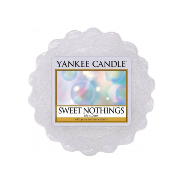 Yankee Candle Sweet Nothings - Wosk