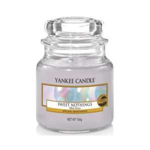 Yankee Candle Sweet Nothings - Świeca Mała