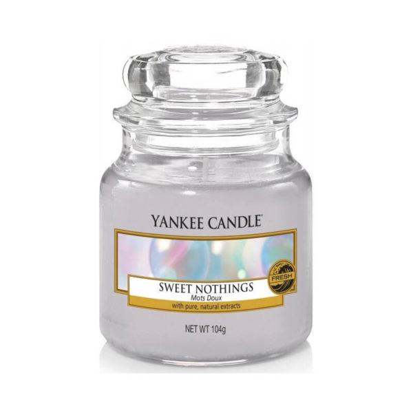 Yankee Candle Sweet Nothings - Świeca Mała