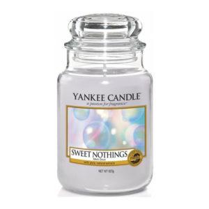 Yankee Candle Sweet Nothings - Świeca Duża