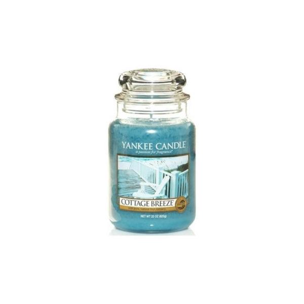 Yankee Candle Cottage Breeze - Świeca Duża