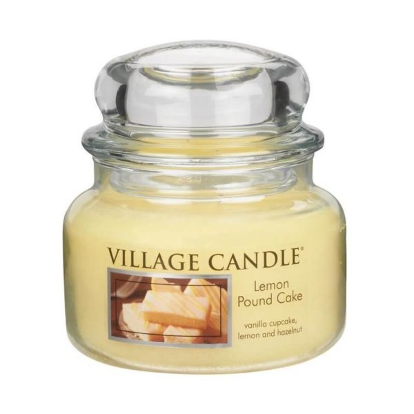 Village Candle Lemon Pound Cake - Świeca Mała