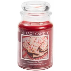 Village Candle Peppermint Bark - Świeca Duża