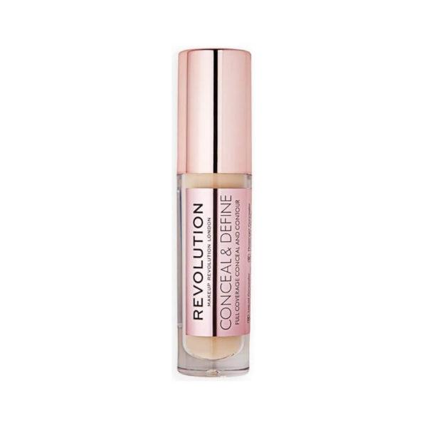 Makeup Revolution Korektor C5 - Conceal and Define Concealer