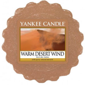 Yankee Candle Warm Desert Wind - Wosk