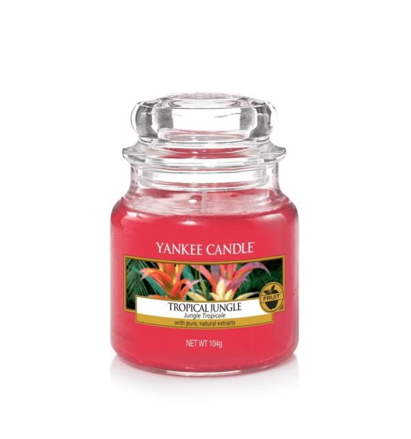 Yankee Candle Tropical Jungle - Świeca Mała