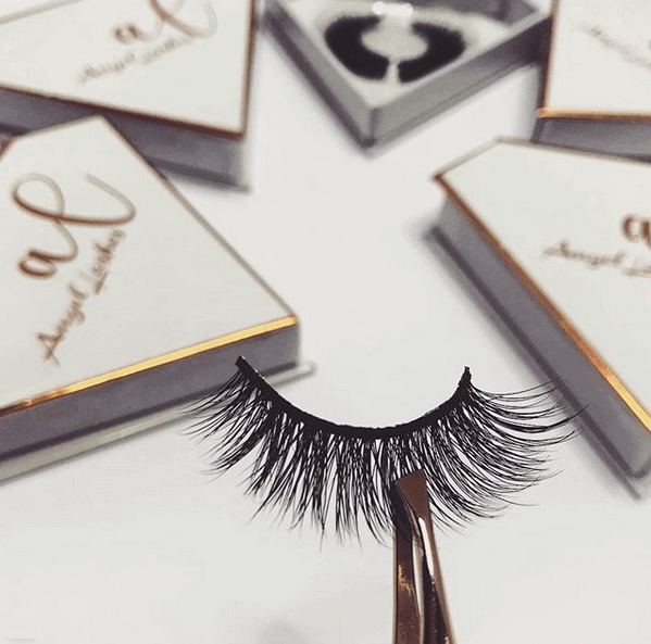 "Angellashes ""Luxury"" - Rzęsy na Pasku"