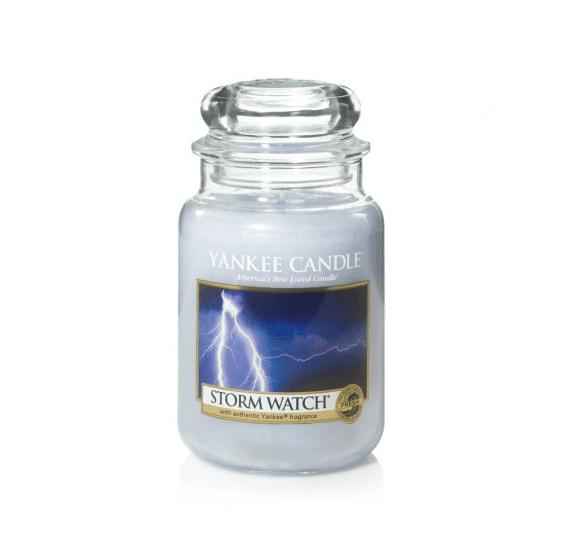 Yankee Candle Storm Watch - Świeca Duża