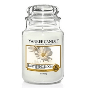 Yankee Candle Early Spring Bloom - Świeca Duża