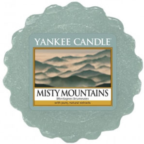 Yankee Candle Misty Mountains - Wosk