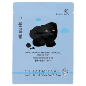 Beauty Kei Charcoal - Maseczka Węglowa
