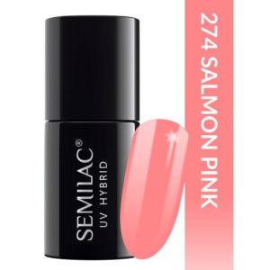 Semilac Pastells 274 Salmon Pink
