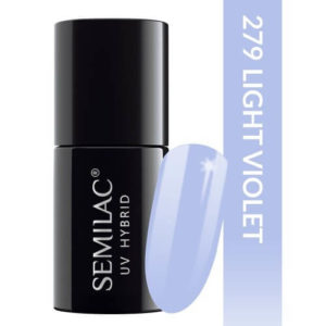 Semilac Pastells 279 Light Violet
