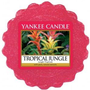 Yankee Candle Tropical Jungle - Wosk