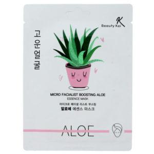 Beauty Kei Aloes - Maseczka Aloesowa