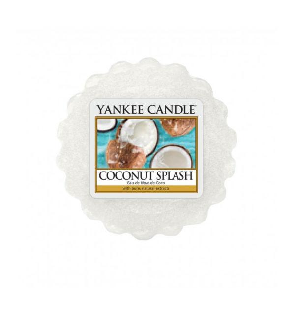 Yankee Candle Coconut Splash - Wosk