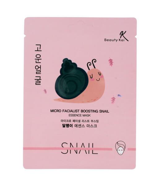Beauty Kei Snail - Maseczka ze Śluzem Ślimaka