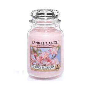 Yankee Candle Cherry Blossom - Świeca Duża