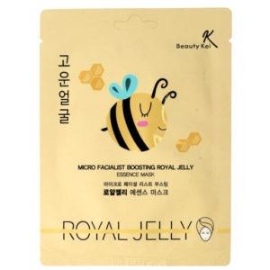 Beauty Kei Royal Jelly - Maseczka Miodowa