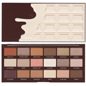 Makeup Revolution Paleta I Heart Chocolate - Nudes