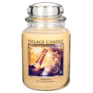 Village Candle Celebration - Świeca Duża