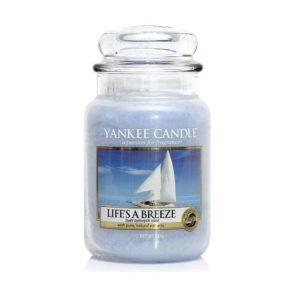 Yankee Candle Life's a Breeze - Świeca Duża