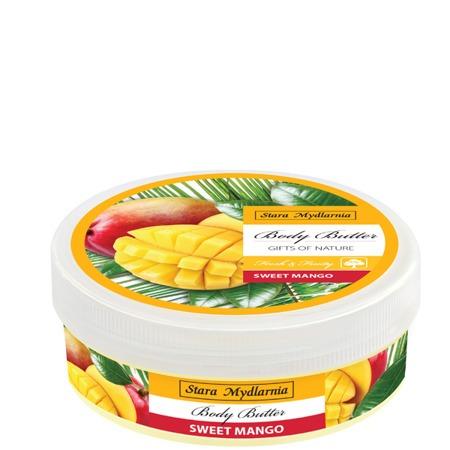 Stara Mydlarnia Masło do Ciała - Sweet Mango