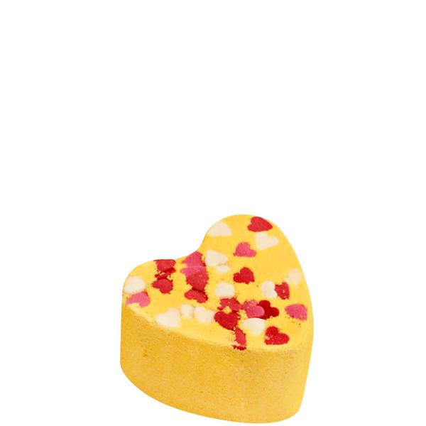 Stara Mydlarnia Kula Musująca Serce - Sweet Mango