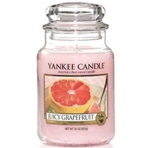 Yankee Candle Juicy Grapefruit - Świeca Duża