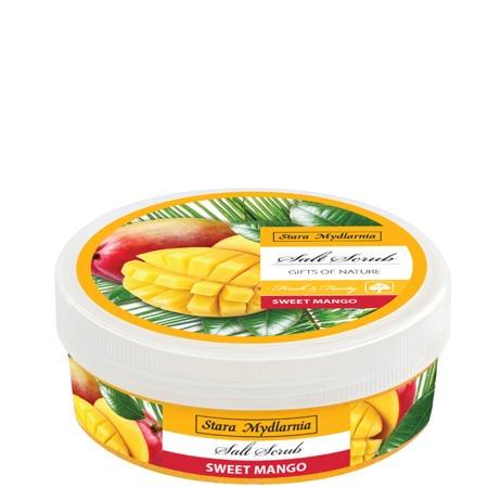 Stara Mydlarnia Peeling Solny do Ciała - Sweet Mango