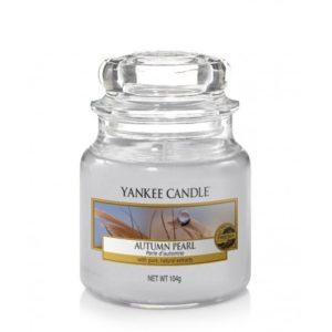 Yankee Candle Autumn Pearl - Świeca Mała