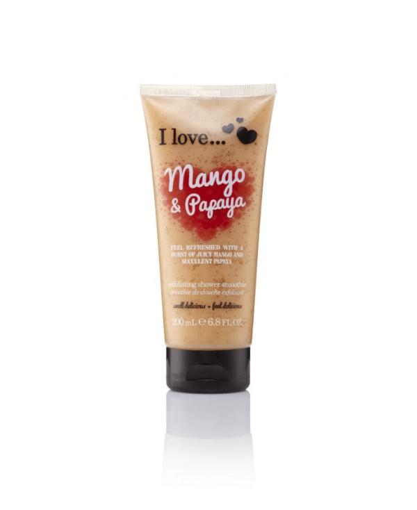I Love Peeling pod Prysznic - Mango & Papaja