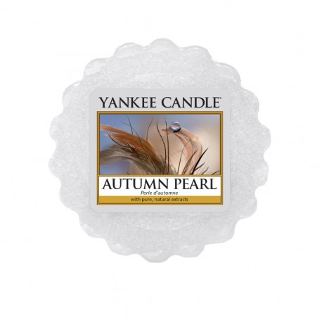 Yankee Candle Autumn Pearl - Wosk