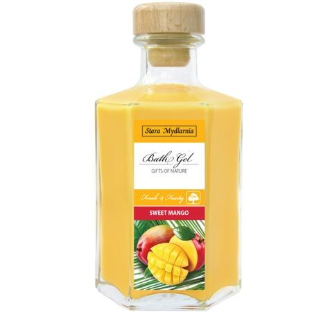 Stara Mydlarnia Żel do Kąpieli Karafka - Sweet Mango