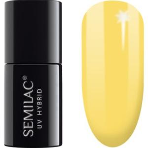 Semilac Lakier Hybrydowy - 531 Joyful Yellow