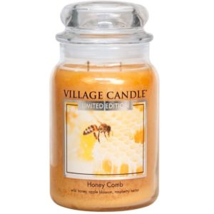 Village Candle Honey Comb – Świeca Duża