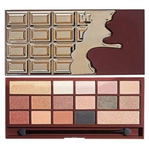 Makeup Revolution Paleta I Heart Chocolate - 24K Gold