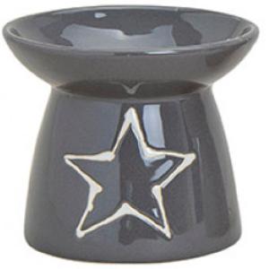 Kominek Ceramiczny - Star Grafit