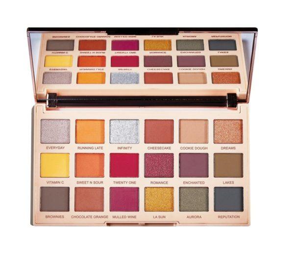 Makeup Revolution Paleta Cieni - Soph X Extra Spice