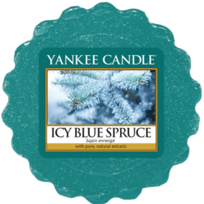Yankee Candle Icy Blue Spruce - Wosk