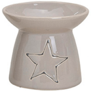 Kominek Ceramiczny - Star Beż
