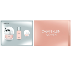 Calvin Klein Women - EDP 50ml + 5ml + Balsam