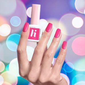 Hi Hybrid Lakier Hybrydowy 211 - Sunny Pink