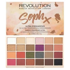 Makeup Revolution Paleta Cieni - Soph X