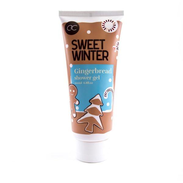 Accentra Żel pod Prysznic - Sweet Winter